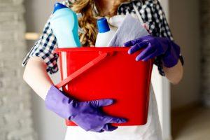 Bara några få produkter behövs för att slippa urinlukt