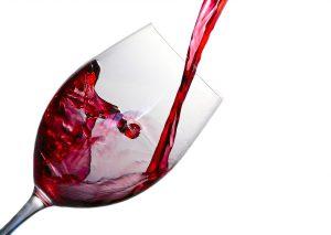 tvätta bort rödvin